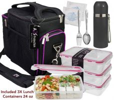 Meal Prep Containers/Lunch Box