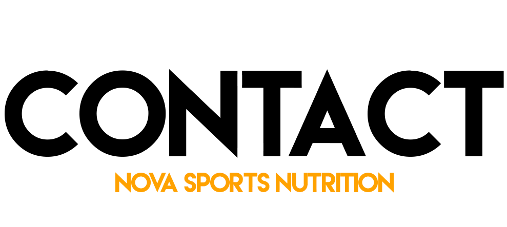 Contact Nikky Hindle and Nova Sports Nutrition