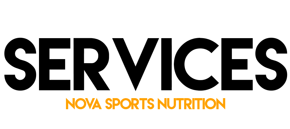 Nikky Hindle and Nova Sports Nutrition Services