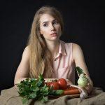 disordered eating patterns