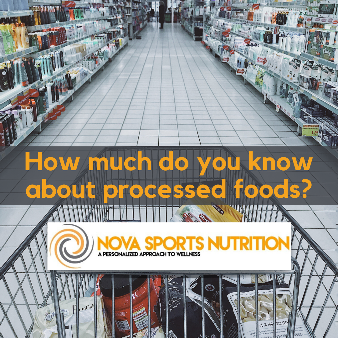 What is a Processed Food, Really?